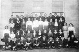 Paeroa High School Pupils-1912